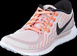 Nike - Wmns Nike Free 5.0 Violet Ash/Blk-White-Hypr Orng