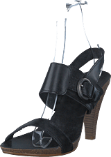Ilse Jacobsen - Tall Leather Sandal