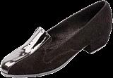 Black Secret - Fellie flat shoe