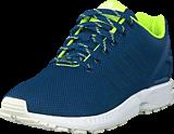 adidas Originals - Zx Flux Shadow Blue/Solar Yellow/Halo