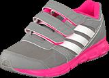 adidas Sport Performance - Hyperfast Cf K Light Onix/White/Solar Pink