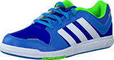 adidas Sport Performance - Lk Trainer 6 K Blue Beauty/White/Solar Blue