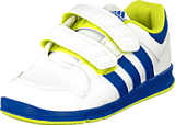 adidas Sport Performance - Lk Trainer 6 Cf I White/Royal/Yellow