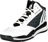 adidas Sport Performance - Crazy Ghost 2 Core White/Core White/Black