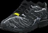 adidas Originals - Zx Flux Weave Core Black/Bright Yellow