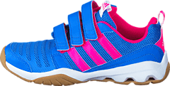 adidas Sport Performance - Gymplus 3 Cf K Ray Blue/Shock Pink/Ftwr White