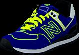 New Balance - WL574NEB Navy