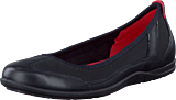 Ecco - Bluma Black/Black Feather