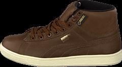 Puma - Basket Mid Classic+ Gtx Chocolate