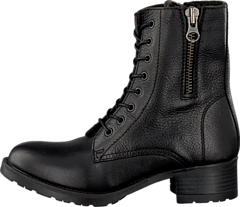 Duffy in Leather - 53-32013 Black