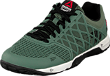 Reebok - R Crossfit Nano 4.0 Silvery Green/Black/White
