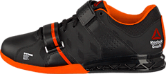 Reebok - R Crossfit Lifter P Black/Flux Orange\White