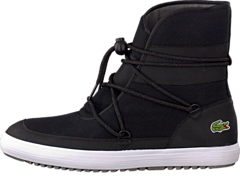 Lacoste - Twine Chi Blk/Blk Txt/Syn