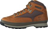 Timberland - Euro Hiker F/L Medium Brown Full-Grain