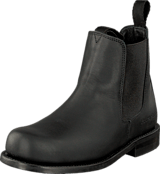 PrimeBoots - UE5 Low-50 Woman Pull up black
