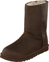 UGG Australia - W Cl Short Leather Brownstone