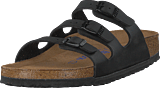 Birkenstock - Florida Slim Soft Black