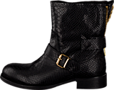 Billi Bi - Black 982 Anaconda/Gold 302 V Black/Gold