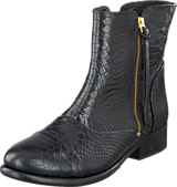 Billi Bi - Black 982 Anaconda/Gold 402 T Black/Gold