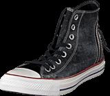 Converse - All Star Tri Zip Wmns Hi Black