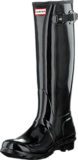 Hunter - Women's Original Tall Gloss Black