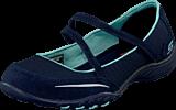Skechers - Quittin time Navy