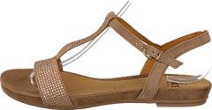 Caprice - Ambre Taupe Suede