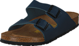 Birkenstock - Arizona Regular Leather Blue
