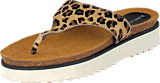 Amust - Animal sandal Leopard