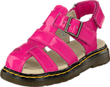 Dr Martens - Moby Hot Pink
