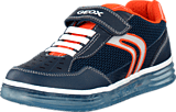 Geox - J Argonat Boy Navy/Orange
