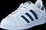 adidas Originals - Superstar W White/St Dark Slate