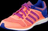 adidas Sport Performance - Adizero Feather Prime W Orange/Pink/Night
