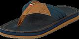 Le Coq Sportif - Juste Slipper Provincial Blue