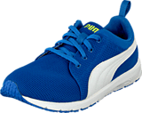 Puma - Carson Runner Jr Strong Blue-White