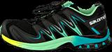 Salomon - Xa Pro 3D W-10Y Ltd Ed Bk/Teal Blue /Gec