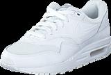 Nike - Nike Air Max 1 (Gs) White/White-Metallic Silver