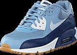 Nike - Wmns Air Max 90 Essential Blue Grey/Pure Platinum