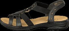 Rieker - 64574-00 Black