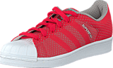 adidas Originals - Superstar Weave Pack Tomato/Tomato/Ftwr White