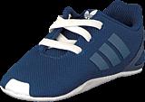 adidas Originals - Zx Flux Crib Oxford Blue/Fade Ink