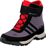 adidas Sport Performance - Ch Adisnow Cf Cp K Ash Purple/Black/Orange