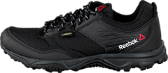 Reebok - Franconia Ridge II Gtx Black/Gravel/Neon Cherry