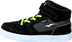 Bagheera - Scorpion Black/Lime