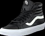 Vans - SK8-Hi Reissue (Premium Leather) Black