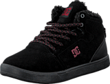 DC Shoes - Crisis High Wnt B Shoe Black/Battleship