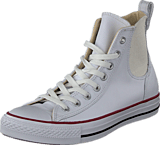 Converse - All Star Chelsee-Hi White/Cloud Cream/White