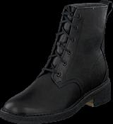 Clarks - Maru Mali Black Leather