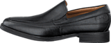 Clarks - Tilden Free Black Leather