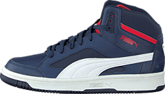 Puma - Puma Rebound V2 Hi Jr Blue